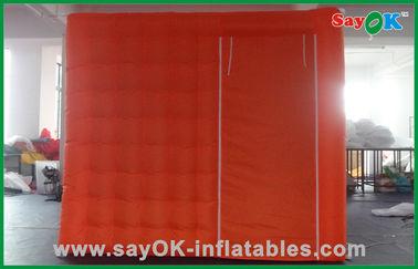 Porcellana Panno gonfiabile su ordinazione rosso portatile di Oxford dei prodotti per nozze fornitore