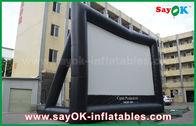 Porcellana Certificato gonfiabile del CE/SGS dello schermo del panno TV della proiezione di ml x 7 MH del gigante 10 fabbrica