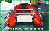 Porcellana kajak gonfiabile di canoa della persona del pavimento 4-6 della lega di alluminio dei crogioli di PVC di 0.9mm fabbrica