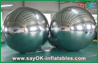 Porcellana Grande dimensione su misura dello specchio del PVC palla gonfiabile per la decorazione di evento fabbrica