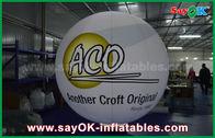 Porcellana palloni a terra gonfiabili ermetici del PVC di 0.2mm impermeabili con la stampa di logo fabbrica