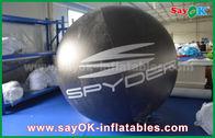 Porcellana PVC 0.2mm/di 0.18mm che annuncia il pallone gonfiabile dell'elio con la stampa di logo fabbrica