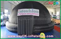 Porcellana Tenda gonfiabile della cupola della tenda gonfiabile della proiezione di film del planetario 360 per i musei fabbrica