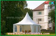 Porcellana Tenda piegante della pagoda della Cina 10x10 della tenda del PVC dell'alluminio impermeabile 10x10 fabbrica