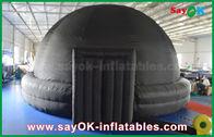 Porcellana Istruisca/mostrando a cupola portatile il planetario gonfiabile con il proiettore mobile fabbrica