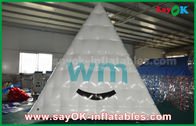 Porcellana Logo impermeabile della piramide di esplosione del PVC che stampa i prodotti gonfiabili promozionali per l'evento fabbrica