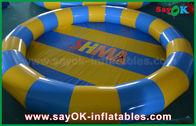 Porcellana L'acqua gonfiabile stretta su misura dell'aria gioca la piscina del PVC per il gioco dei bambini fabbrica