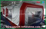 Porcellana Cabina di spruzzo gonfiabile impermeabile del PVC della tenda dell'aria per verniciatura a spruzzo dell'automobile fabbrica