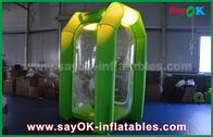 Porcellana Macchina gonfiabile durevole della scatola della cabina dei soldi della cabina della foto per la promozione/pubblicità/il divertimento fabbrica
