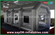Porcellana Tenda gonfiabile mobile dell'aria/cabina di spruzzo gonfiabile con il filtro per la copertura dell'automobile fabbrica