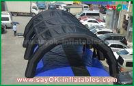 Porcellana Tenda gonfiabile su misura del tunnel di tarpulin del PVC da 0,55 millimetri per la pubblicità/promozione fabbrica