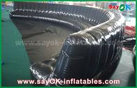 Porcellana Prodotti gonfiabili su ordinazione ecologici 6 - sofà gonfiabile chiuso ermeticamente nero del PVC di 10m 0.6mm fabbrica