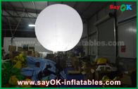 Porcellana Decorazione gonfiabile per la pubblicità, pallone di illuminazione del diametro di abitudine 1.5m del supporto con il treppiede fabbrica