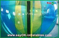 Porcellana Palla di camminata dell'acqua gonfiabile della pompa di aria per il parco 1.0mm TPU dell'acqua fabbrica
