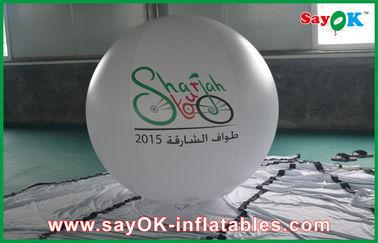 Palloni gonfiabili su misura di pubblicità dell'elio gigante del PVC per il partito