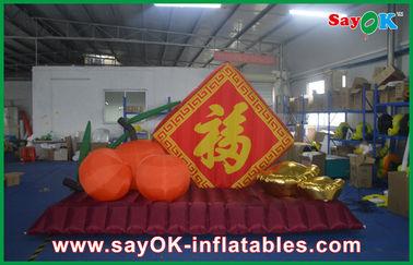 festival gonfiabile su ordinazione medio Inflatables promozionale dei prodotti di 3m