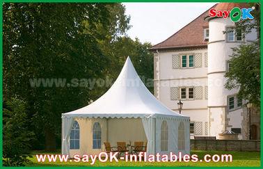 Tenda piegante della pagoda della Cina 10x10 della tenda del PVC dell'alluminio impermeabile 10x10