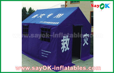 Tenda del rifugiato della tenda di aiuto in caso di catastrofe di emergenza per il governo 300x400x270cm
