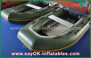 Inverdisca 0,9/1,2 millimetri della tela cerata di crogioli di PVC Inflatabe con il pavimento/pagaie di alluminio