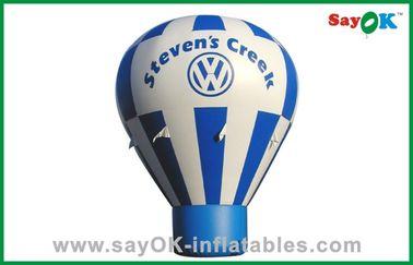 Altezza gonfiabile dei prodotti 6m di pubblicità del grande pallone gonfiabile su ordinazione