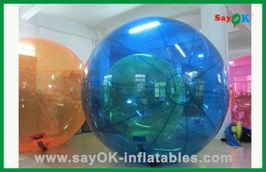 Giocattoli di galleggiamento di camminata dell'acqua del parco di divertimenti della palla dell'acqua gonfiabile divertente per i bambini